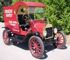 1914 C Cab Delivery Car