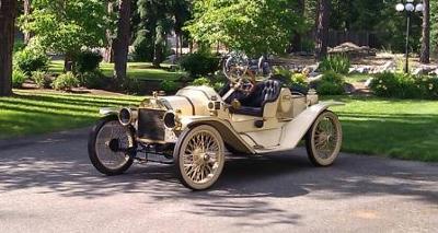 1913 Model T Ford Speedster