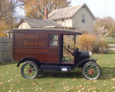 1915 Bread Truck