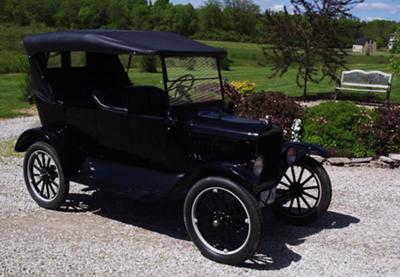 1925 Touring