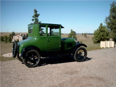 1926 Model T Coupe