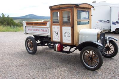 1926 TT Dump Truck