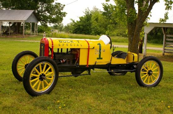 1924 Bobtail Speedster