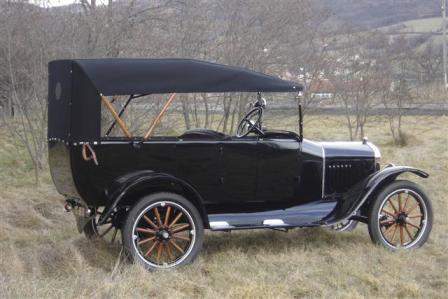 Model T Ford Tourer side view