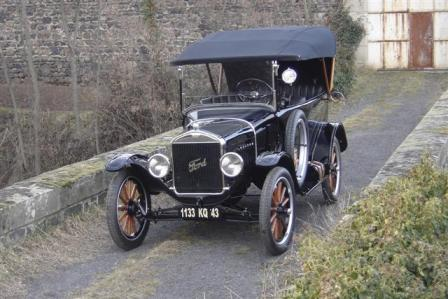 1924 French Tourer
