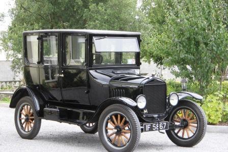 1925 Fordor in Ireland