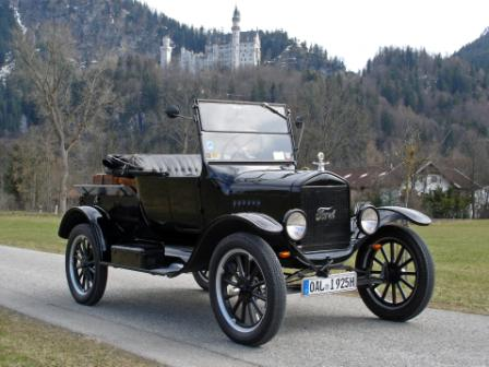 1925 Runabout in Bavaria, Germany