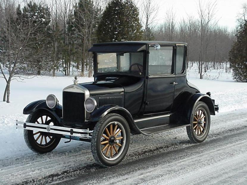 Model T Ford Enclosed Cars Gallery