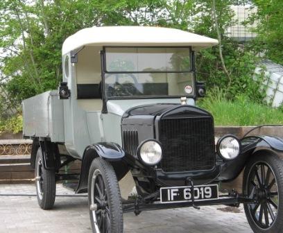1927 TT Truck in Ireland
