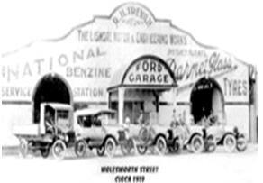 Lismore NSW, Australia 1919