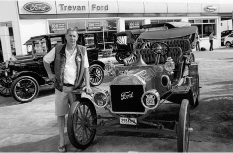 The Trevan Ford Dealership Today