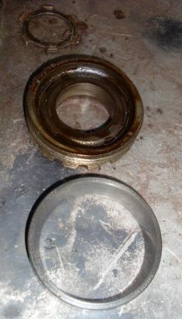Warford transmission bearings