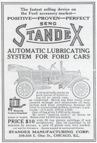 Auto oiler ad