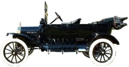 1916 Tourer