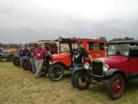 View Model T enthusiasts collections here