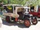 1923 Timber bodied TT truck