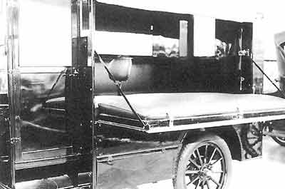 Model T Ford Campers Amp Trailers