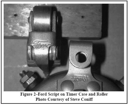 Ignitionfig on Ford Model T Electrical System