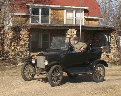 1923 Tourer