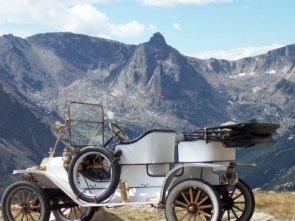 1912 Tourabout at Trail Ridge