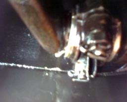 Broken Model T crankshaft