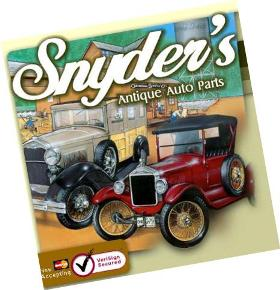 Snyders Model A >> Model T Ford Featured Parts Supplier