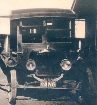 Early 20's T Ambulance in Victoria, Australia