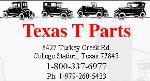 Texas T parts