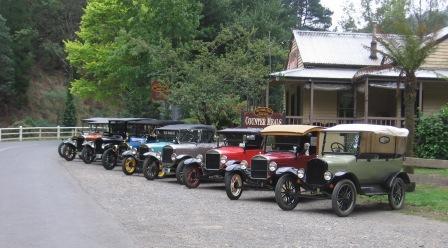 Touring Historic Walhalla, Victoria