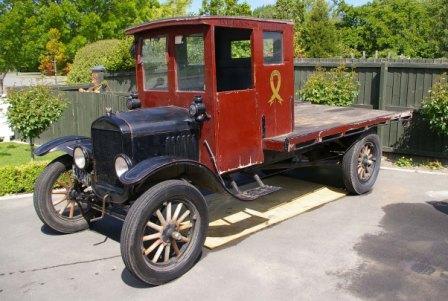 1926 TT in New Zealand