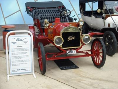 1909 PREPRODUCTION T FORD