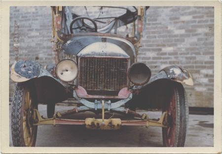 1913 Tourer fitted with