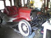 1923/24 Model T Ford Speedster