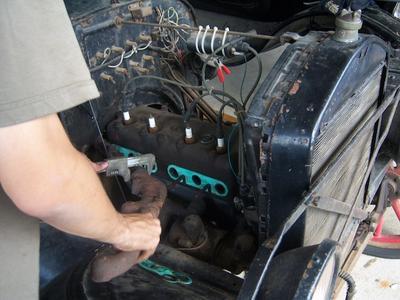 Already needs a new manifold!