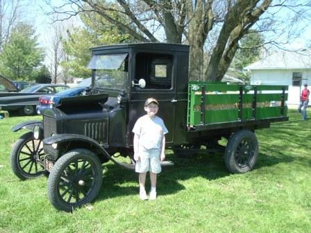1926 TT One Ton Truck