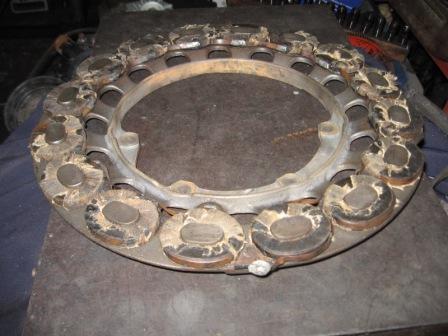 Magneto Coil Ring
