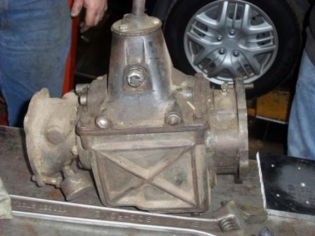 The Muncie Model T Ford Auxilliary Transmission