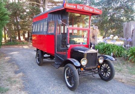 1923 TT based bus