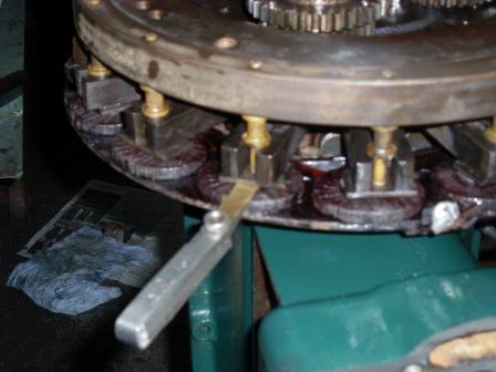 Magneto magnet over coil clearance