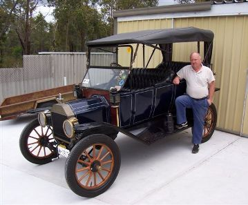Tourer owned by Andrew Wells