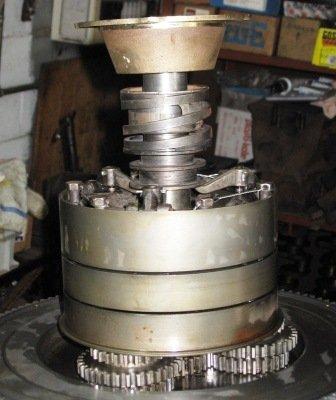 Rebuilt Model T Ford Transmission