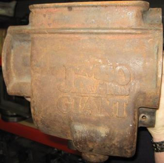 Jumbo Giant Transmission for Fords