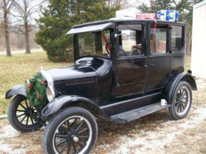 Model T Ford Fordor